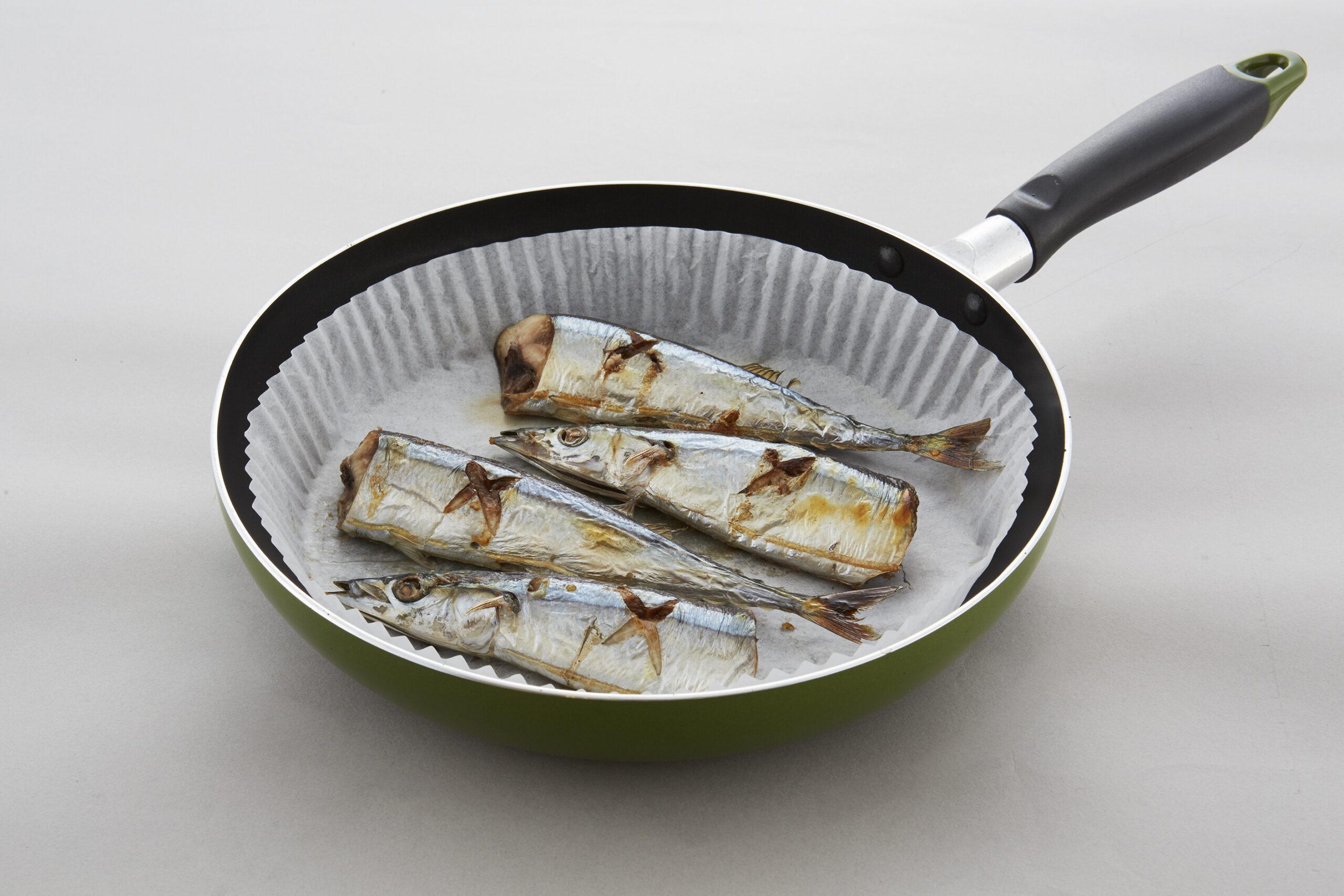 フライパンで魚を焼きたいから始まったフライパンシート